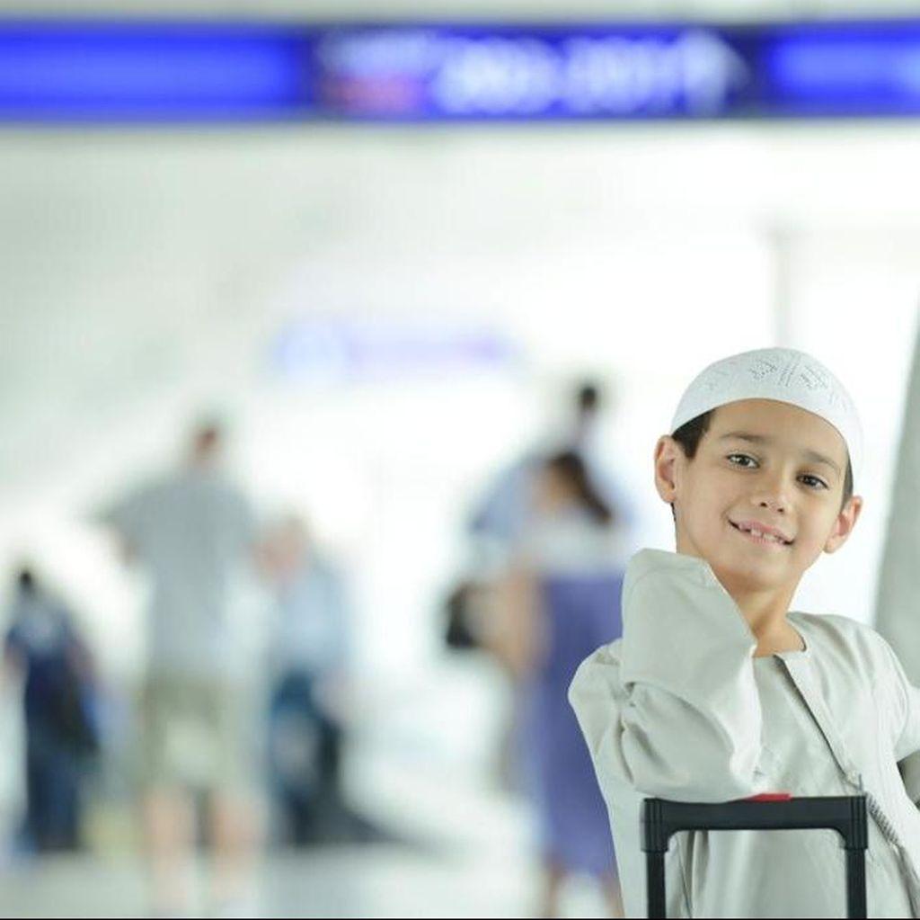 Jumlah Pemudik dengan Pesawat Meningkat, Kapan Sebaiknya Pesan Tiket Lebaran?