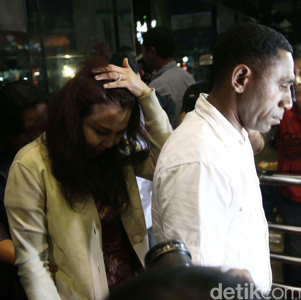 Memo Sandi Promotor di Kasus Dagang Perkara, Jaksa: Disobek Istri Nurhadi