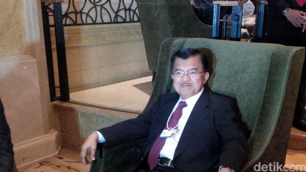 JK Ucapkan Terima Kasih Atas Kritik SBY