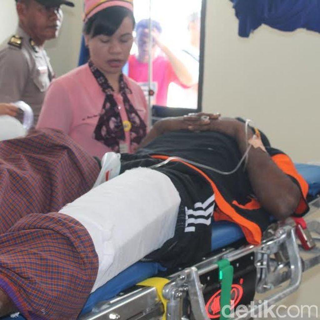 Kelenak Telenggen, Pimpinan Kelompok Bersenjata di Papua Dibekuk