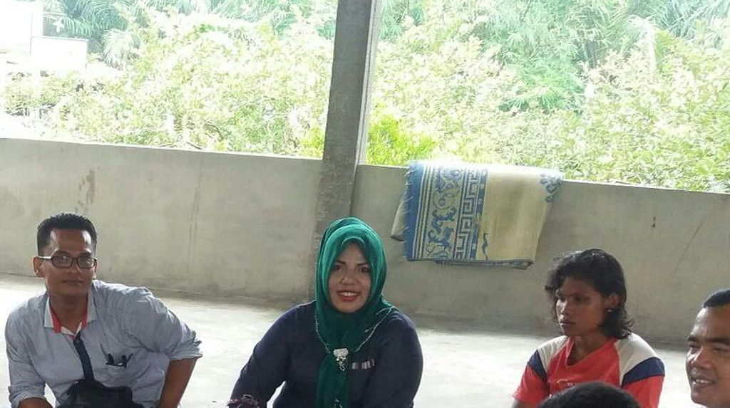 Pembantu yang Disiksa Majikan di Riau Pulang ke NTT