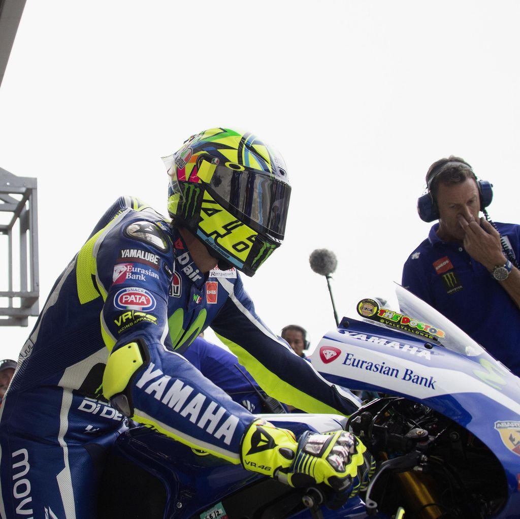 Rossi Tak Akan Pakai Sasis Baru di Assen