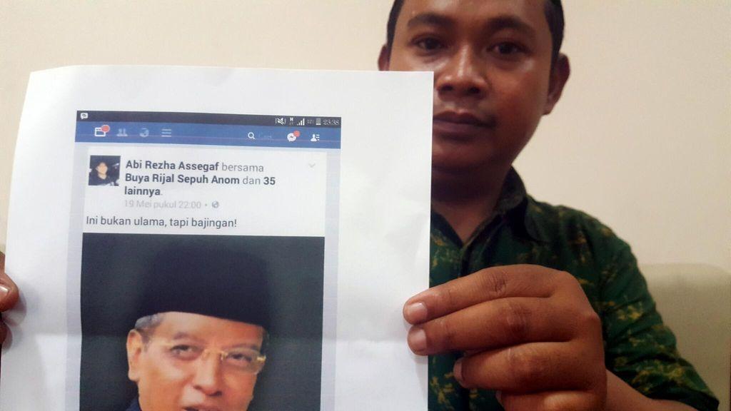 Dinilai Hina Ketum PBNU via Medsos, Ketua Ormas di Sukabumi Dipolisikan