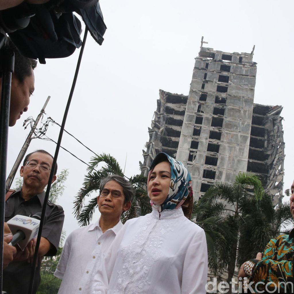 Gedung Tua yang Roboh di Bintaro Segera Dibongkar Total