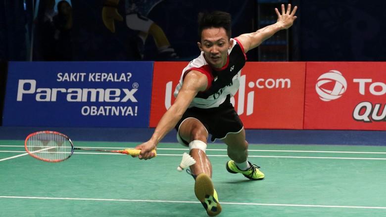 3 Tumpuan Tersingkir, Indonesia Loloskan 5 Wakil ke Perempatfinal
