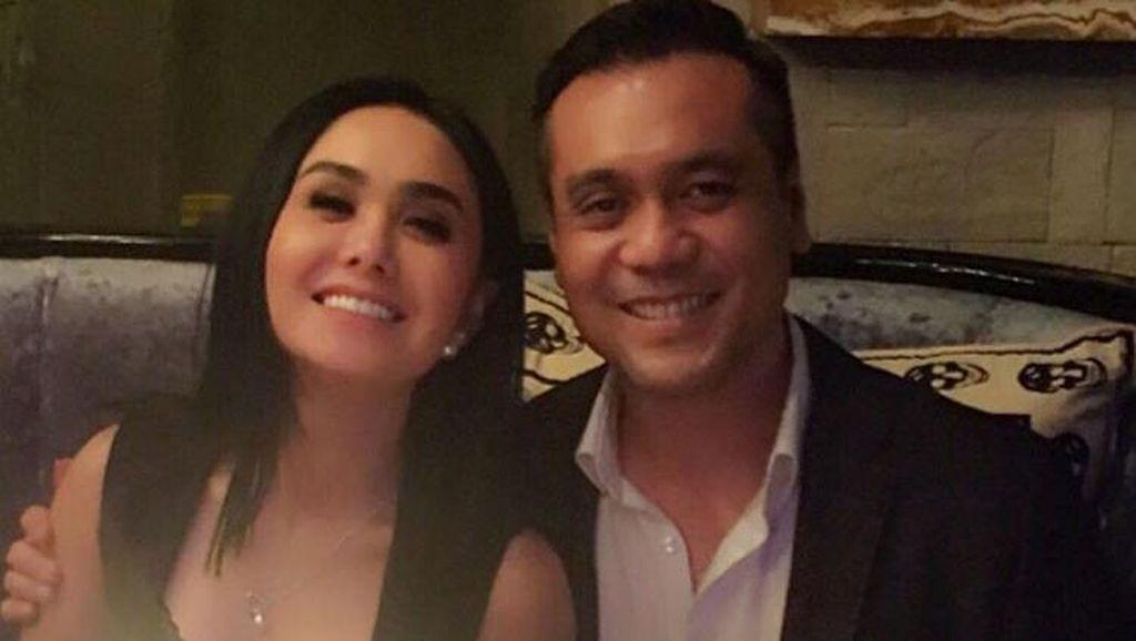 Yuni Shara dan Chiko Hakim yang Makin Mesra dari Hari ke Hari