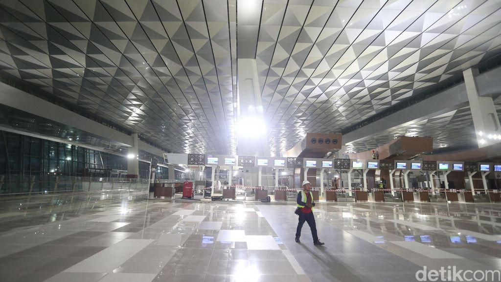 AP II: Tanggal Perubahan Terminal di Cengkareng yang Beredar di Medsos Tidak Benar
