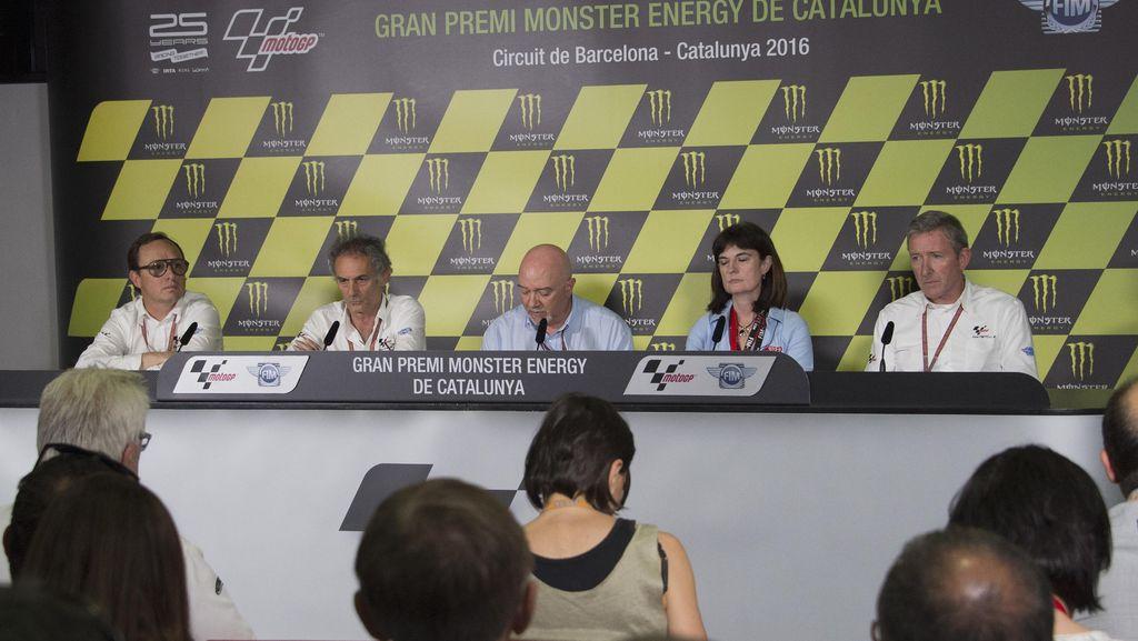Ini Penjelasan Tim Medis MotoGP atas Insiden Salom