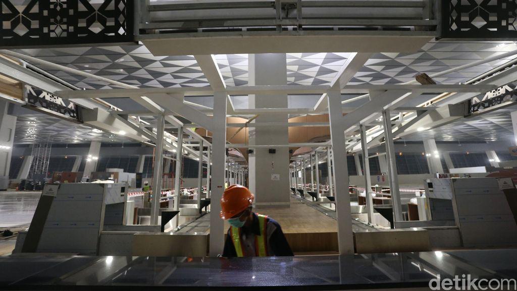 Patung Garuda Akan Jadi Ciri Khas Bandara Soekarno-Hatta