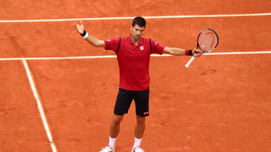 Menangi Pertarungan Lawan Murray, Djokovic Juara