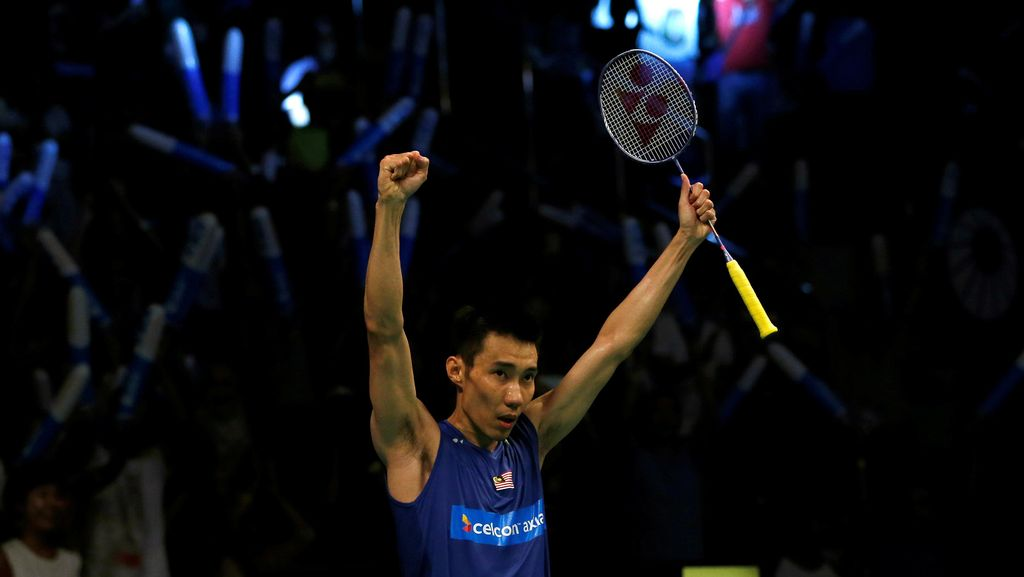 Lee Chong Wei Jadi Tumpuan Emas Malaysia di Olimpiade