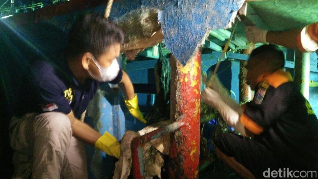 Kapal Karam di Kepulauan Seribu Bulan Maret Lalu, 3 Jasad ABK Baru Ditemukan
