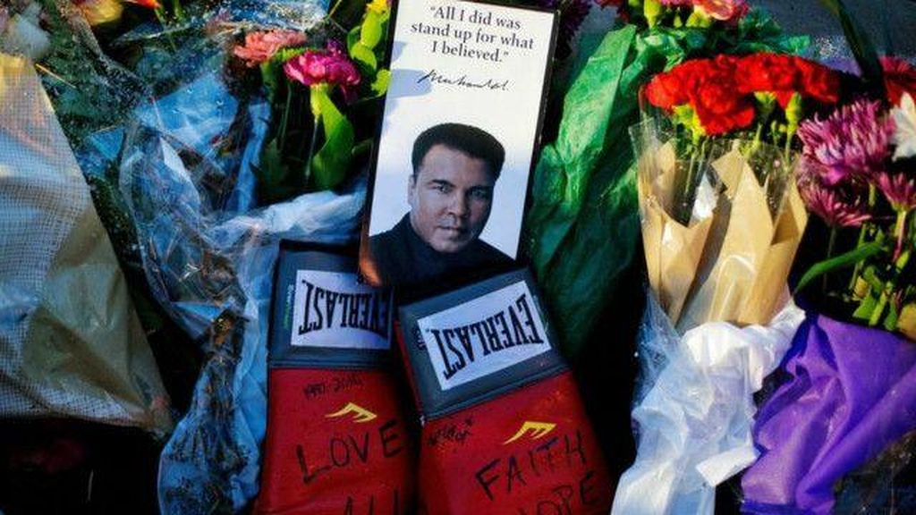 Obama: Muhammad Ali akan Selalu Jadi yang Terhebat
