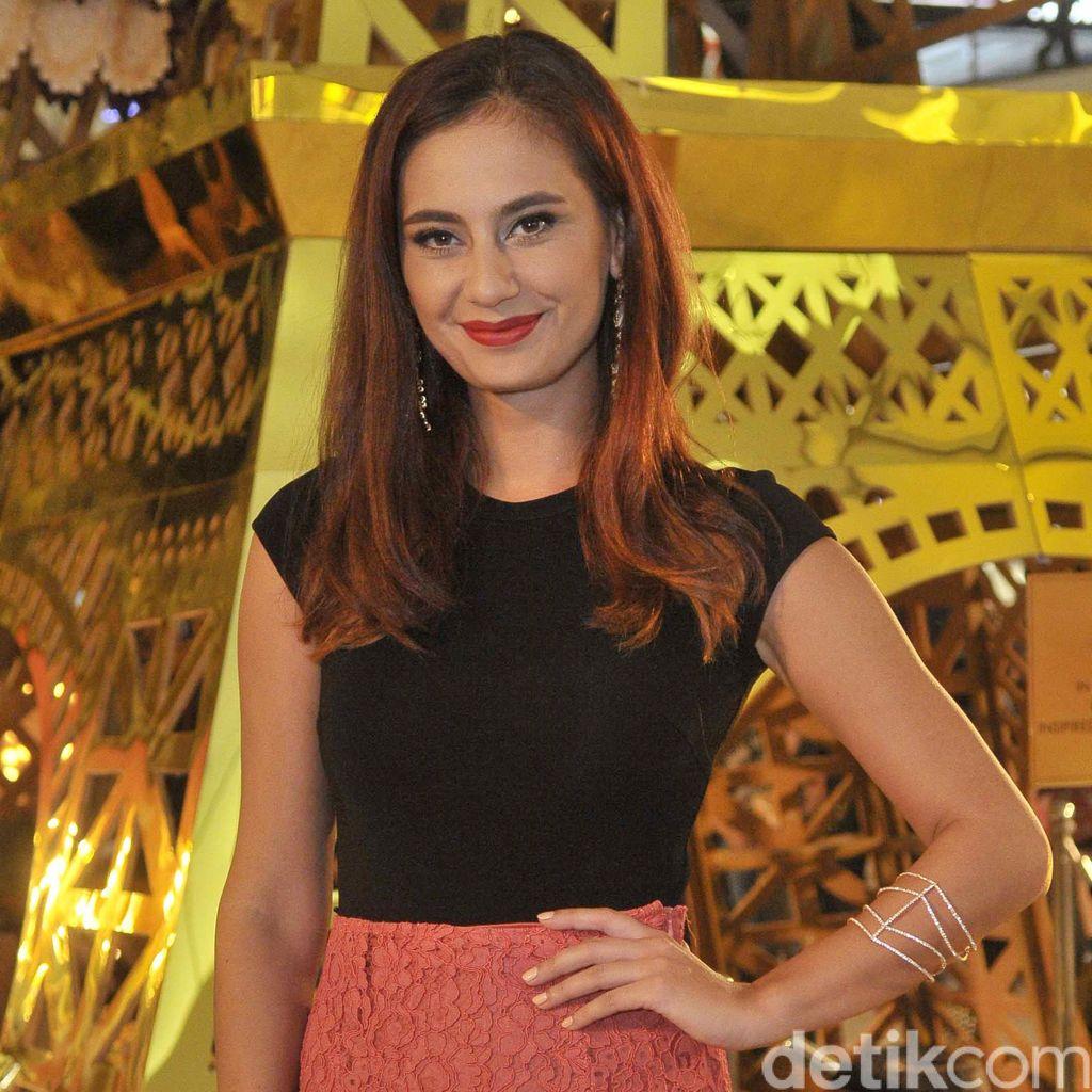Ditanya Soal Pacar Baru, Marissa Nasution: Sudahlah!