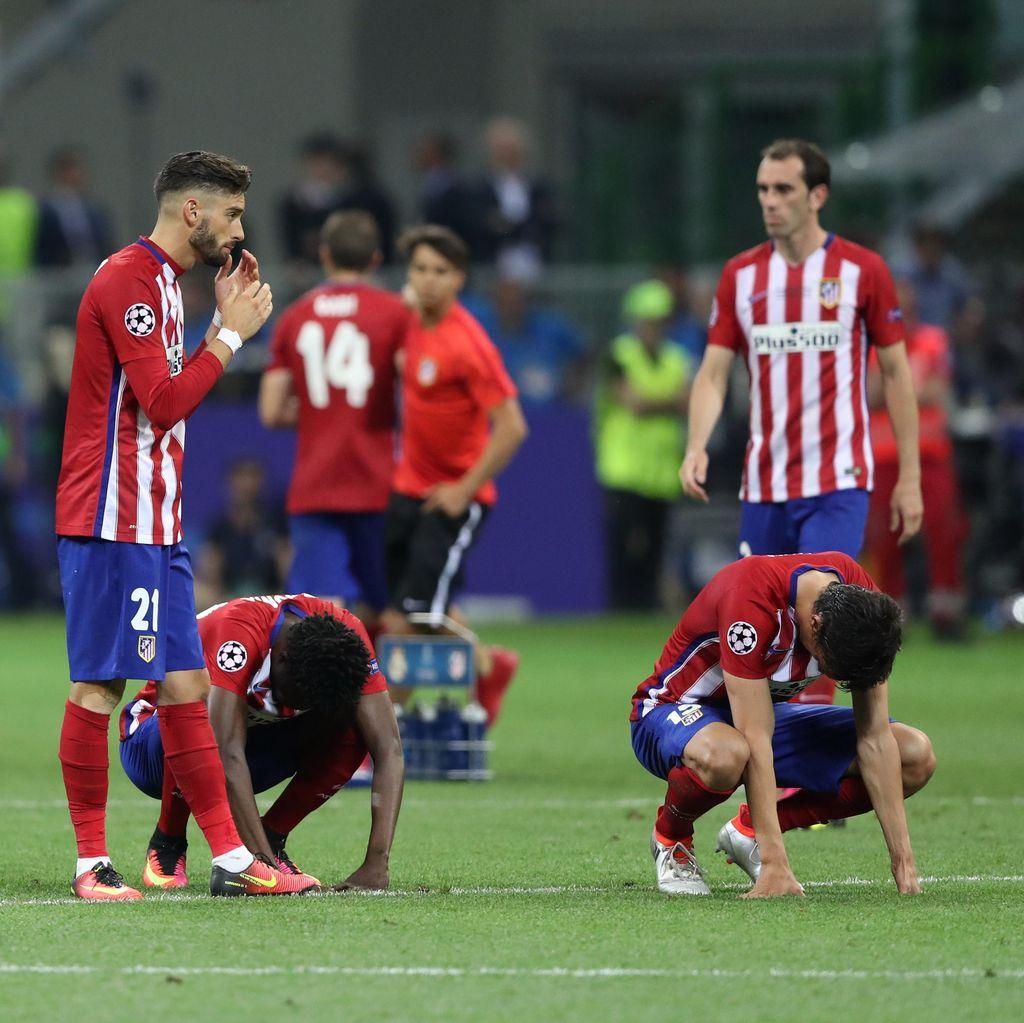 De Gea: Atletico Lebih Layak Juarai Liga Champions Ketimbang Madrid
