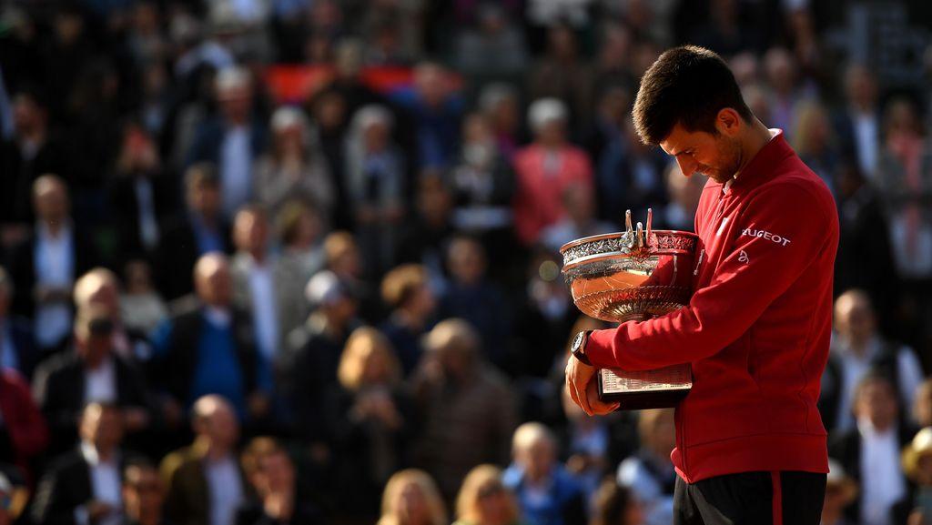 Sejarah untuk Djokovic dan Statistik Hebat yang Mengiringinya