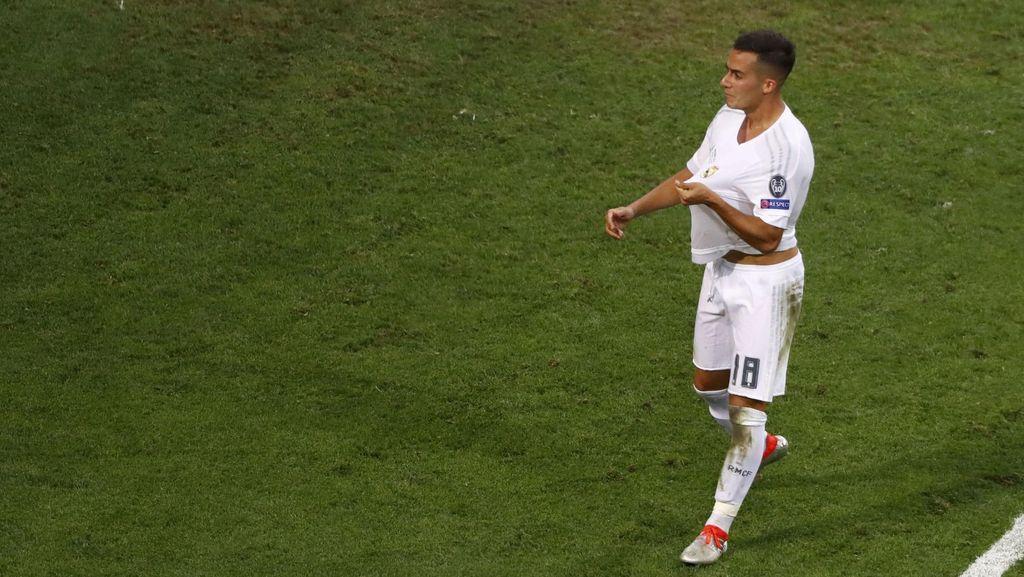 Liga Champions dan Euro Belum Cukup untuk Lucas Vazquez