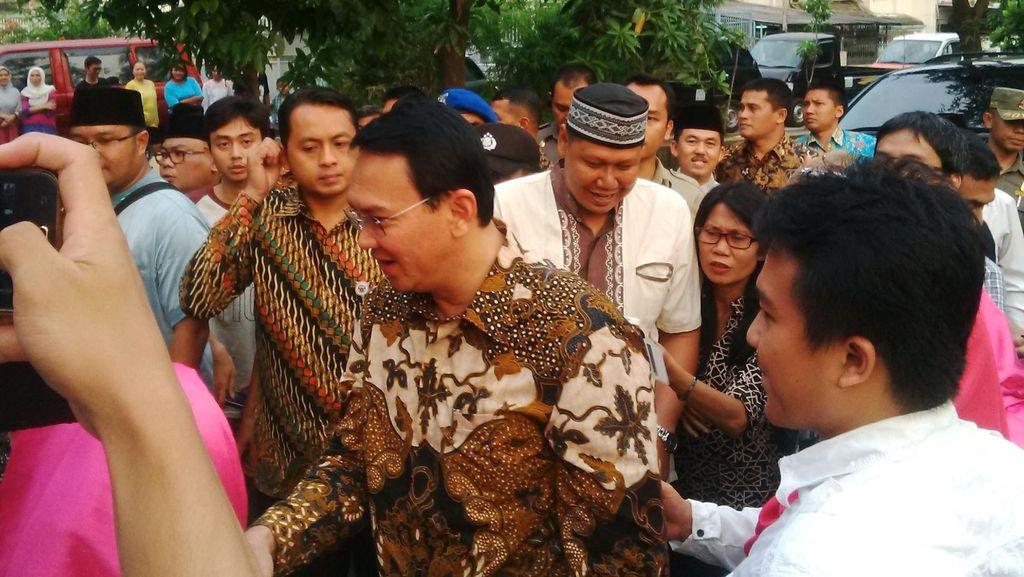 Jatuh Bangun Ahok Menuju DKI-1: dari Hadapi Fahri Hamzah hingga Koalisi Gemuk