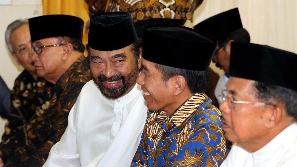 Jokowi Capres Golkar, Nasdem: Kami yang Mendukung Pertama Kali