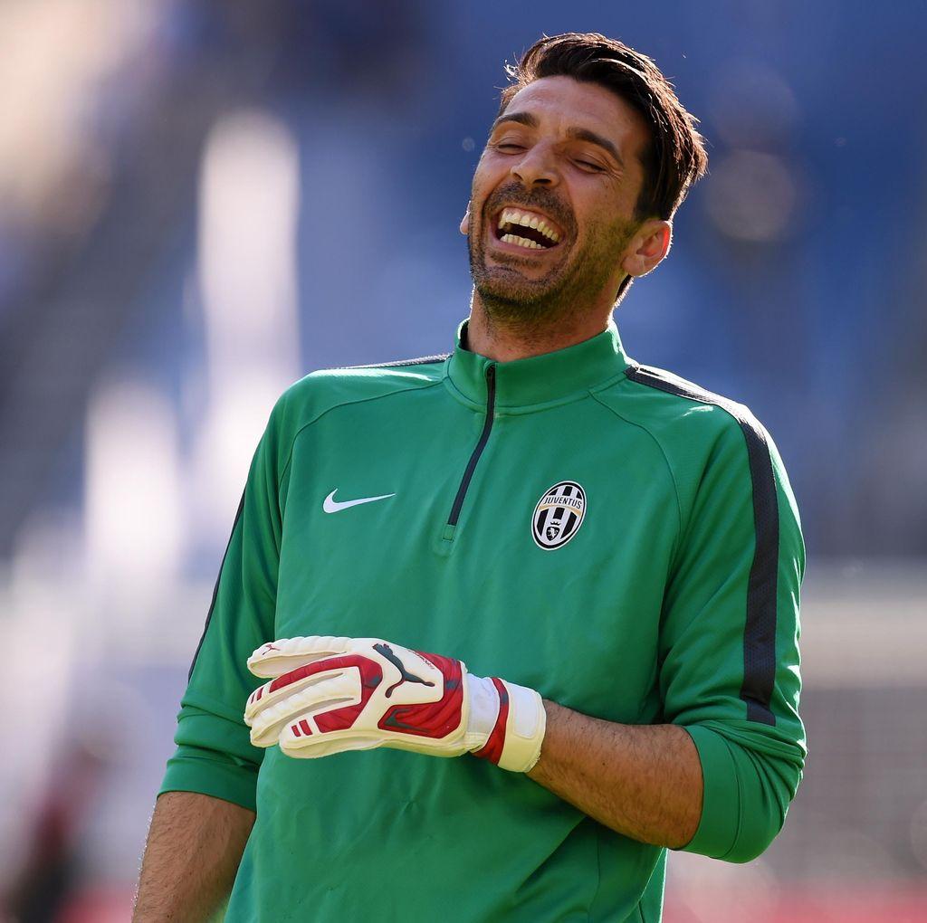 Saat Buffon Lupa akan Kesuksesan Inter di Liga Champions