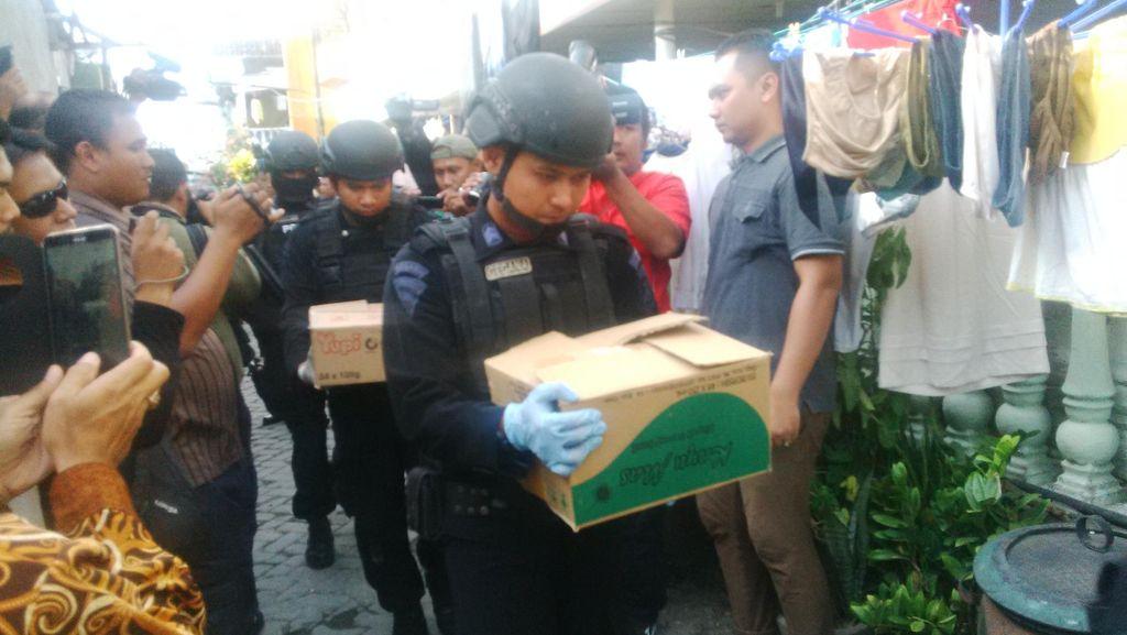 Pemkot Surabaya Gelar Rapat Terbatas Pasca Penangkapan 3 Terduga Teroris