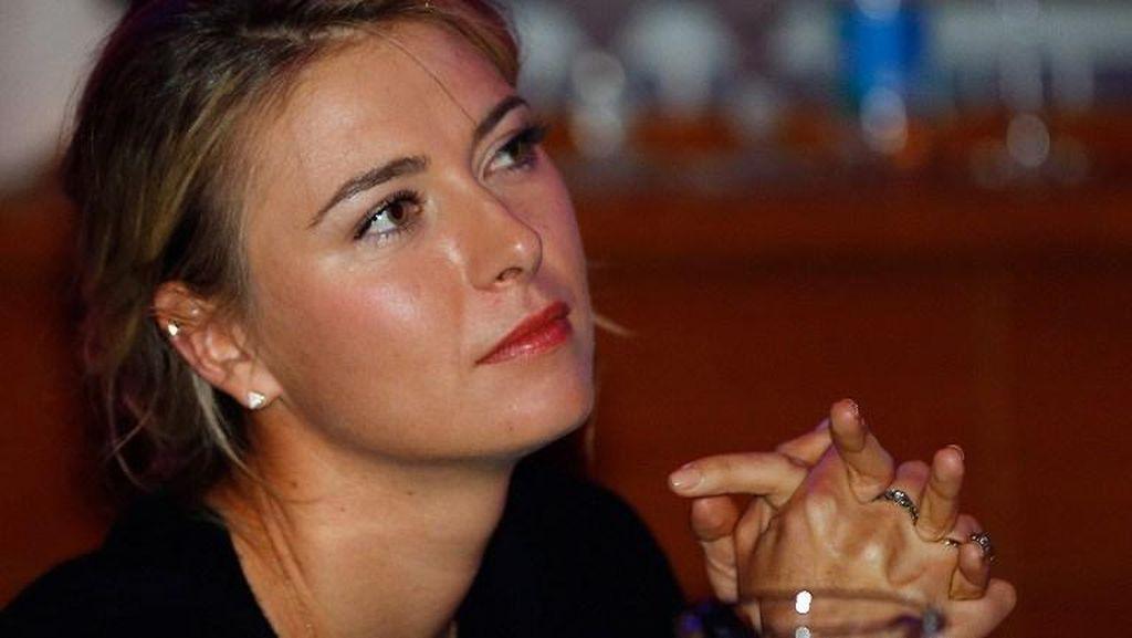 Sharapova Akan Absen di Olimpiade