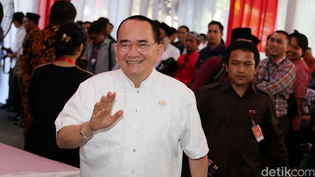 Golkar Calonkan Jokowi di Pilpres 2019, Ruhut: Itu Menyalip di Tikungan
