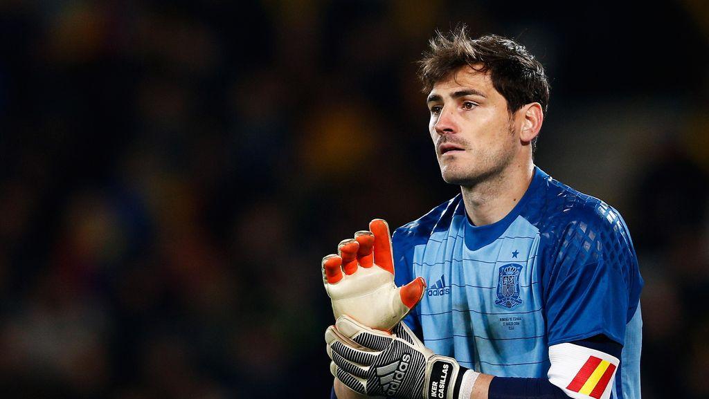 Pintu Casillas ke Timnas Spanyol Masih Terbuka