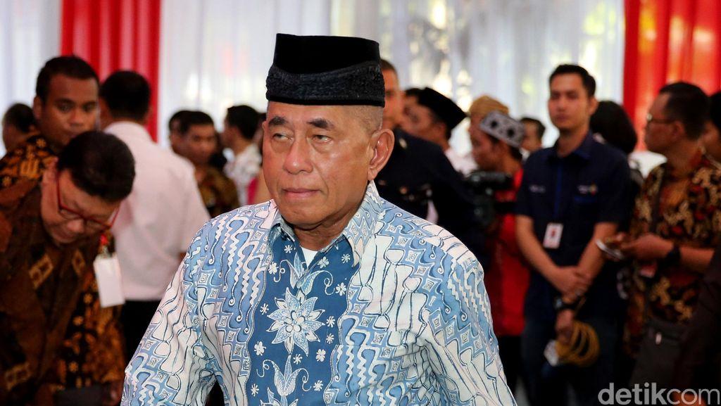 Menhan: 23 WNI Simpatisan ISIS Kembali ke Indonesia