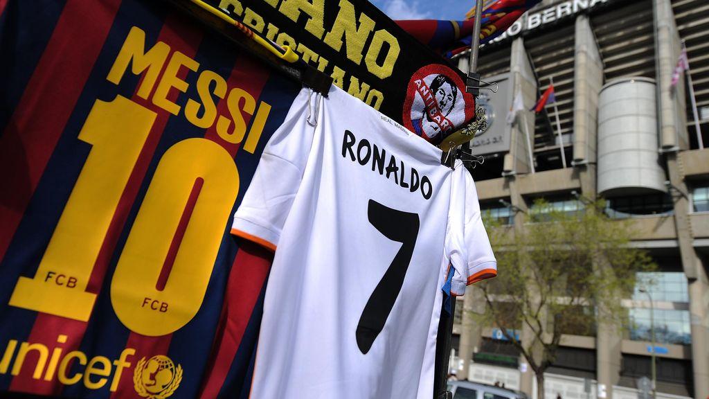 Kita adalah Pemenang dari Ronaldo vs Messi