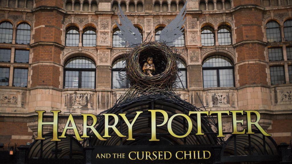 Buku ke-8 Harry Potter Ludes Sebelum Rilis