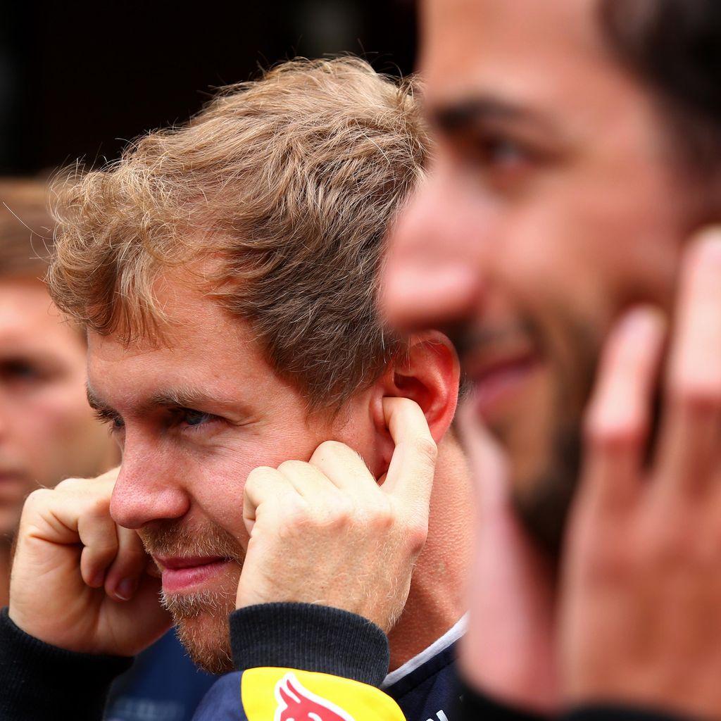 Vettel Antusias Sambut Balapan di Hungaroring