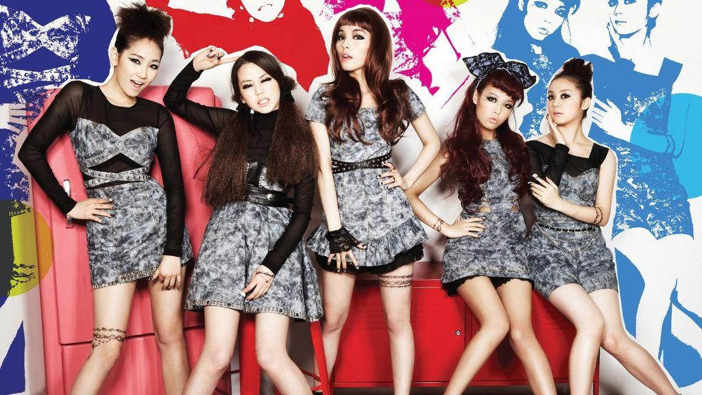 Album Wonder Girls untuk SNSD Ditemukan Fans di Toko Buku Bekas