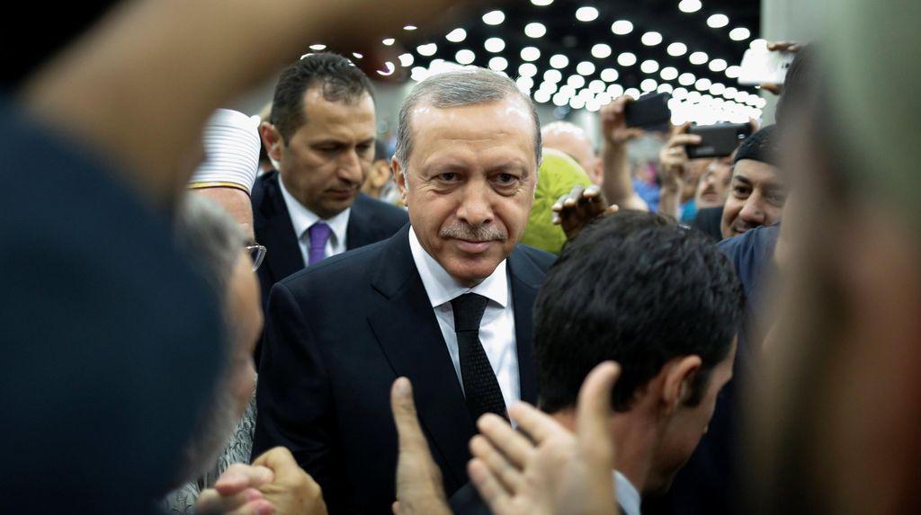 Erdogan Minta Maaf Soal Penembakan Pesawat Rusia ke Putin