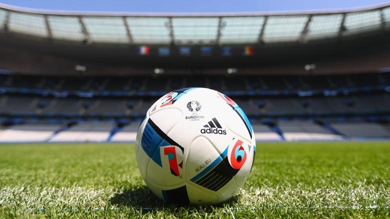 Pembukaan Piala Eropa 2016