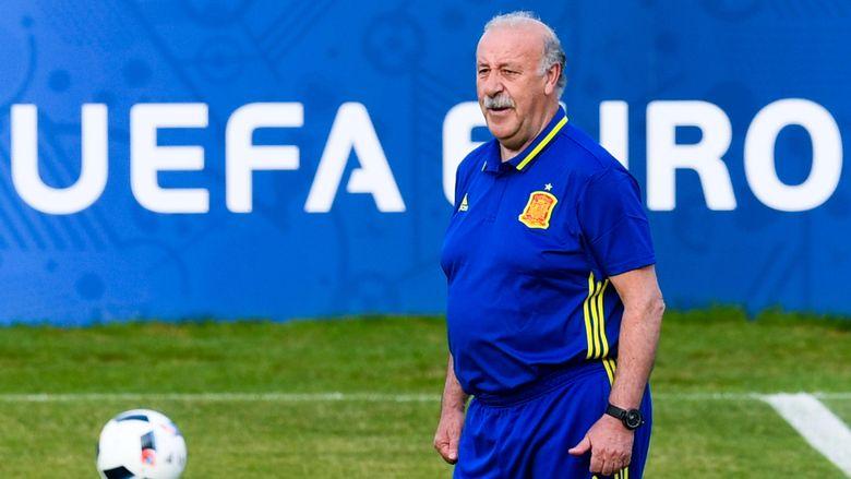 Del Bosque Diharapkan Terus Latih Spanyol