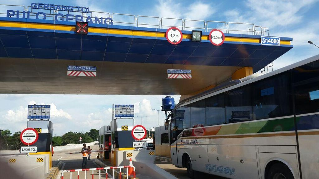 Kadishub DKI: Gerbang Tol Pulogebang Dibuka untuk Uji Coba