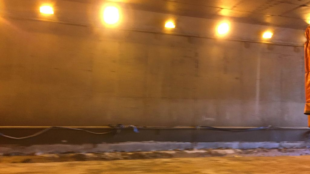 Ada Perbaikan Terowongan Pasar Rebo, Tol JORR arah Kampung Rambutan Padat