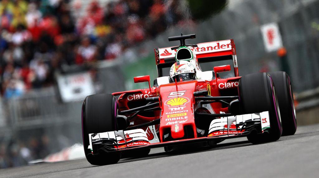 Akibatkan Insiden dengan Massa, Vettel Dapat Penalti Poin