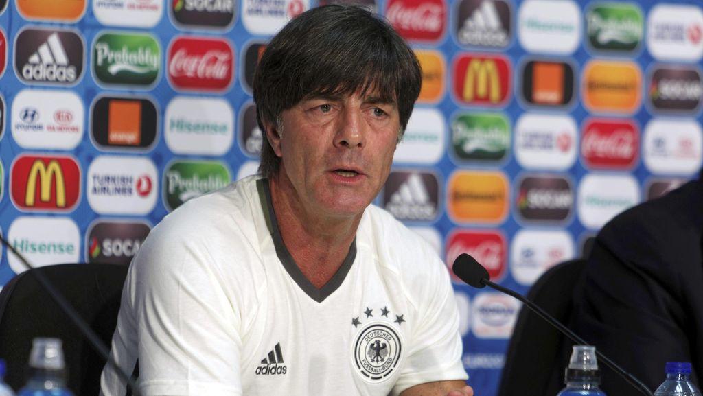 Loew Akan Umumkan Kapten Baru Jerman Usai Laga Lawan Finlandia