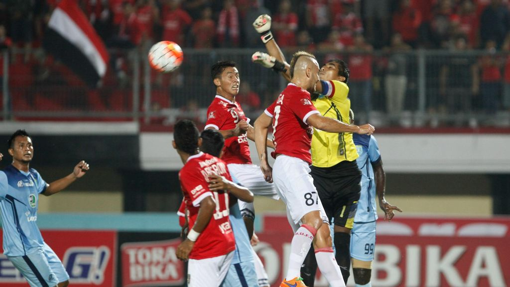 Semen Padang Dikalahkan Perseru, Persela Kandas dari Bali United
