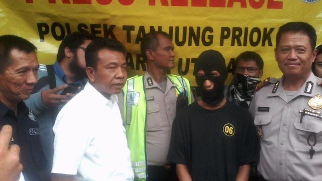 Perkosa Bocah 12 Tahun, Pria Beristri di Priok Diringkus Polisi