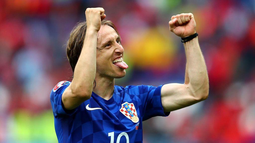 Modric Jadi Kapten Baru Kroasia