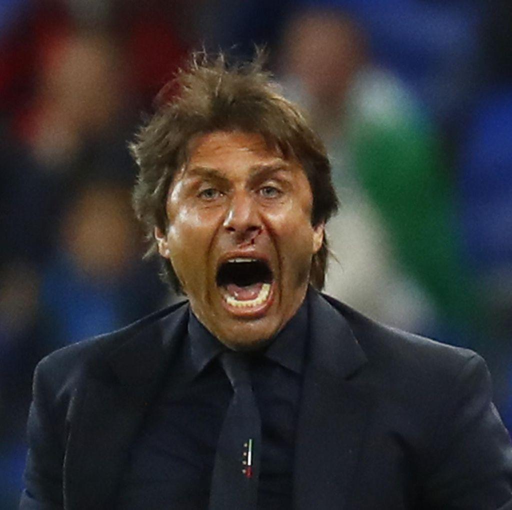 Conte Penuh Antuasiasme, Jika Bisa Akan Ikut Main di Lapangan