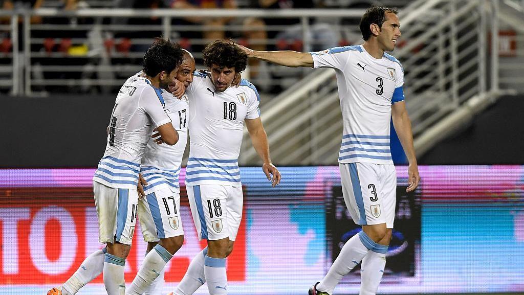 Buat Uruguay, Hasil atas Jamaika Bukan Cuma Jadi Kemenangan Hiburan