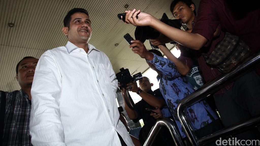 Nazaruddin Jelaskan Aliran Dana Permai Group di Kasus Korupsi Alkes RS Unair