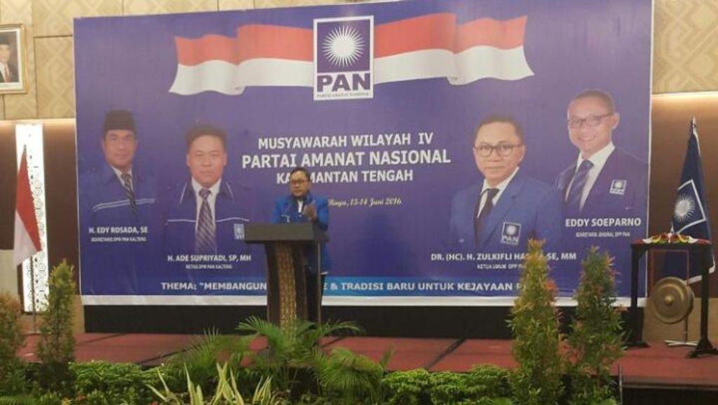 Ketum PAN Zulkifli Hasan Perintahkan Kepala Daerah Fokus Layani Masyarakat