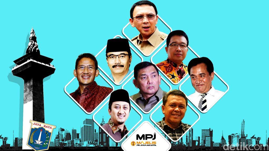Dorong 7 Tokoh Islam Jadi Cagub DKI, MPJ Temui PKS