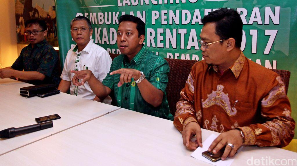 Jelang Pilkada 2017, PPP Buka Pendaftaran Calon Kepala Daerah