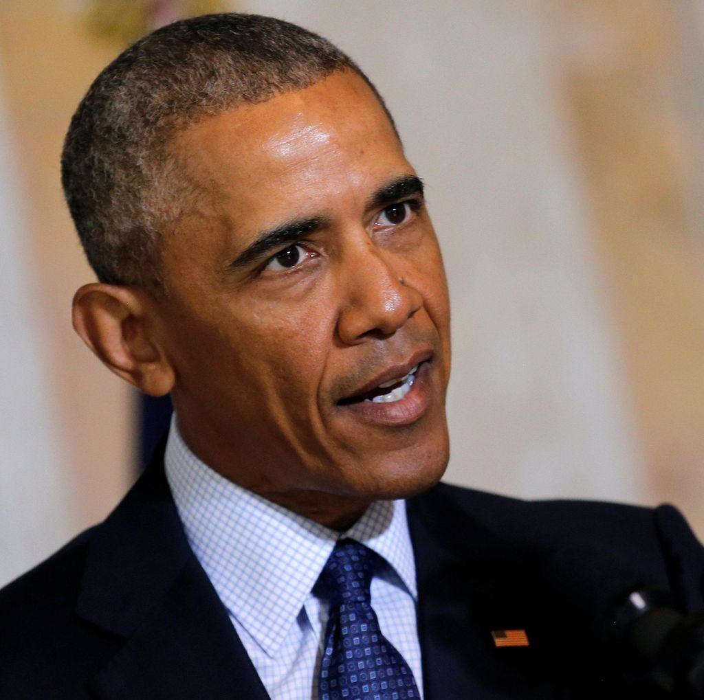 Obama Kembali Lontarkan Kritikan untuk Donald Trump